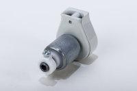 Schnurzuggetriebe 3,25:1 für 6 mm 6-kant Antriebswelle