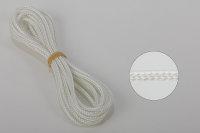 Endloszugschnur 3,5 mm, 250 cm Umlauf, weiß