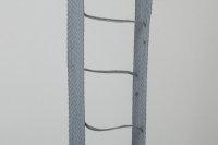 Leiterband für 50 mm Lamellen grau