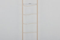 Leiterkordel für 25mm Lamellen hellbeige