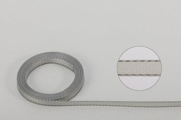 Jalousie-Aufzugband 4,8 x 0,3 mm grau