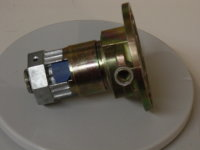 Rollladen Kegelradgetriebe 4:1, links