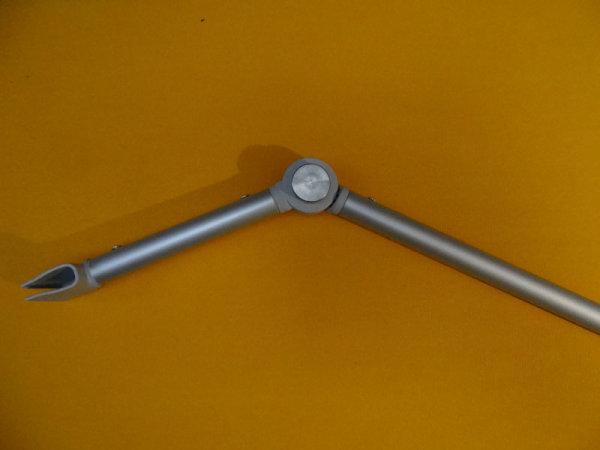 Bedienstab mit Gelenk für Innenbeschattung - 125 cm
