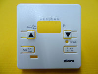 elero PEZ-95- R/RS Abdeckung Alpinweiss
