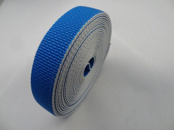 Abverkauf - Aufzuggurt 23 mm hellblau