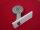 Einlaßwickler Gurtomat, für 4-5 m Gurt, LA 105 mm