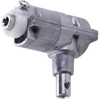 Jalousie- Kegelradgetriebe 1,2:1