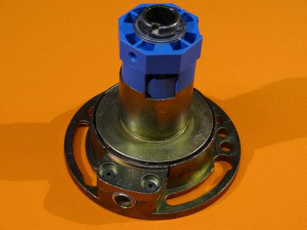 Rollladen Kegelradgetriebe 4:1, rechts