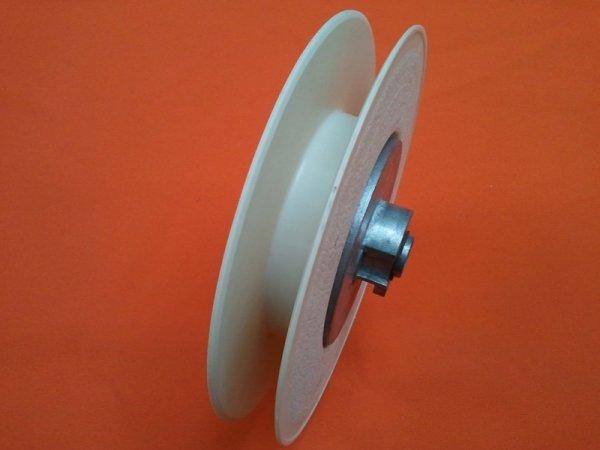 Gurtzuggetriebe für Rollladen