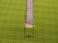 Zugband für Wintergartenbeschattung 8 x 1,0 mm