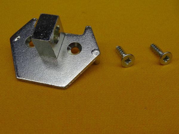 Motorkopfadapter elero RevoLine M auf alte Universallager