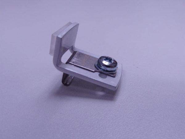 Glasleistenclip Typ C