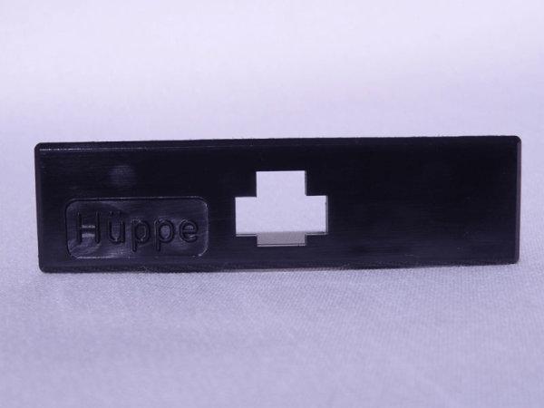 Endkappe offen Hüppe 80 mm alte Ausführung