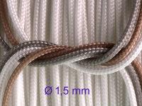 1,5 mm Feingeflecht Nylon-Zugschnur