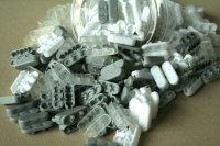 Kettenschloß für 4,5 mm und 3,8 mm Perlketten