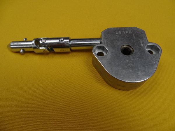 Schneckengetriebe 6:1 für Glockenkurbel