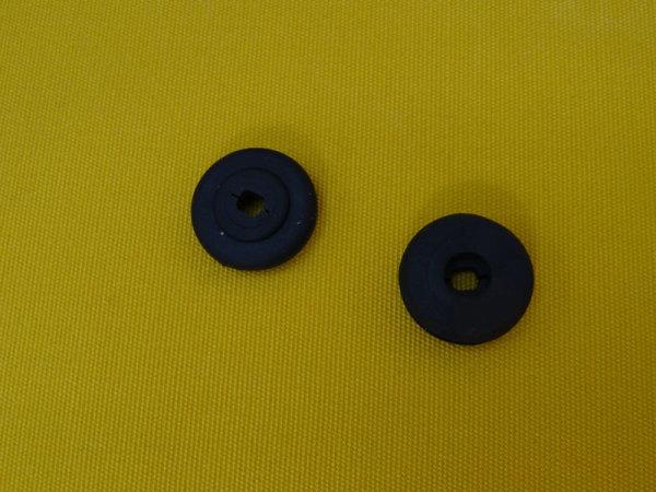 Gummipfropfen schwarz