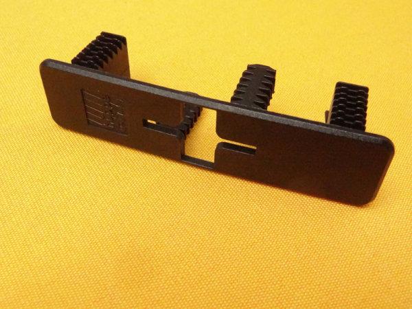Endkappe offen Hüppe 88 mm neue Ausführung