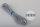 Endloszugschnur 4,5 mm, 280 cm Umlauf, schwarz-weiß
