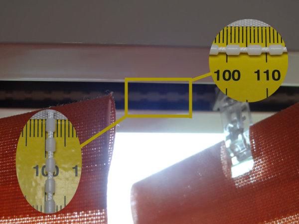 Transportkette für Vertikalanlagen