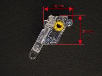 Wendegetriebe für 25 x 24 mm Profil
