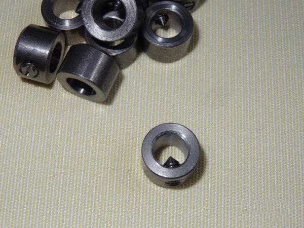 Stellring für 6 mm 6-kant-Welle