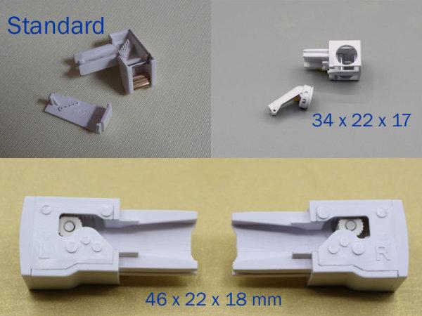 Schnurbremse MHZ - verschiedene Variationen