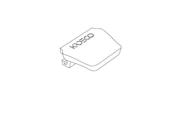 Faltstore-Bediengriff Kadeco