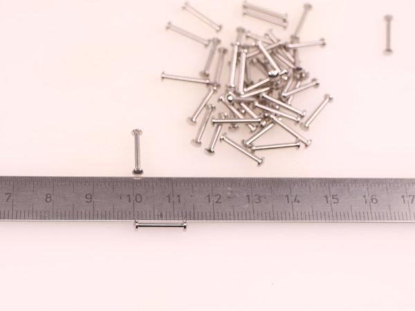 Zugbandstift für 6 mm Zugband