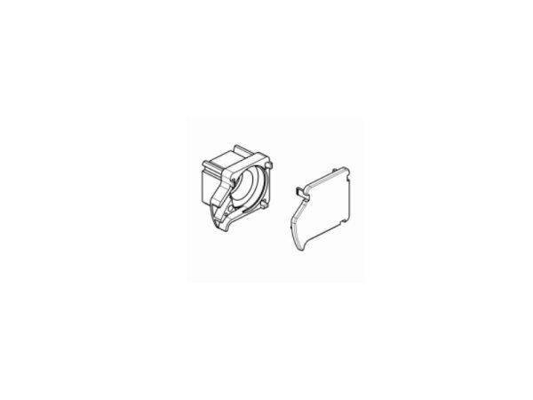 Antriebsgehäuse für diverse 25 x 25 mm Kopfprofile