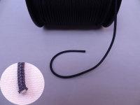 5 mm Dyneemaschnur, schwarz